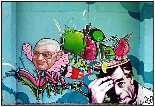 Amazing Examples Of Graffiti Artworks Blueblotscom - 21 amazing examples of graffiti