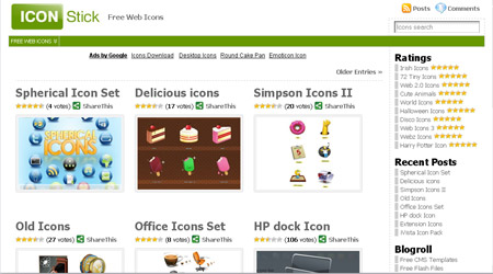 Free Icon Website