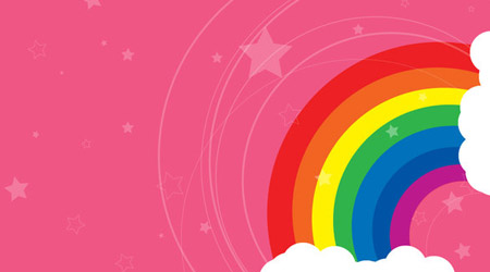 35 Beautiful Free Rainbow Wallpapers blueblotscom