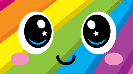 35 Beautiful Free Rainbow Wallpapers on kawaii unicorn