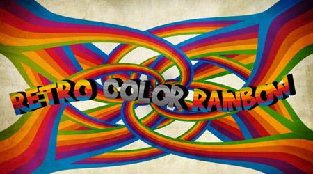 Free Rainbow Wallpaper