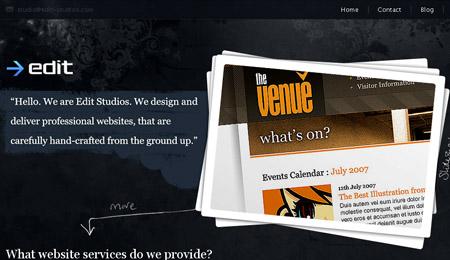 Web Design Texture