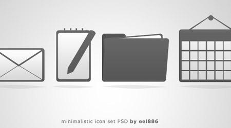 Free PSD Icons