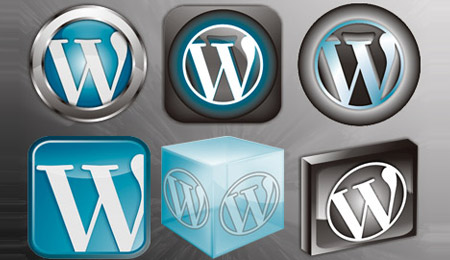 New Free WordPress icons