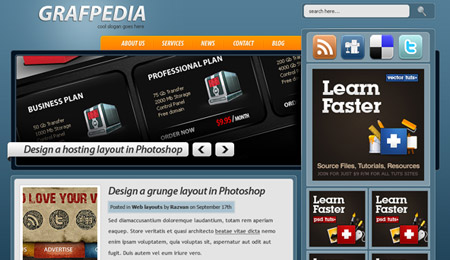Web Design Layout Tutorial