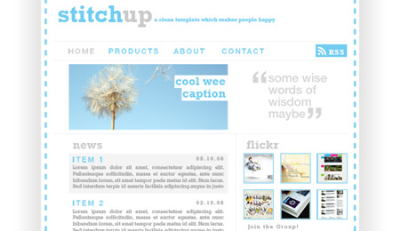 Web Design Layout Tutorial
