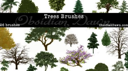 Photoshop Nature Brush