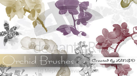 Photoshop Nature Brush