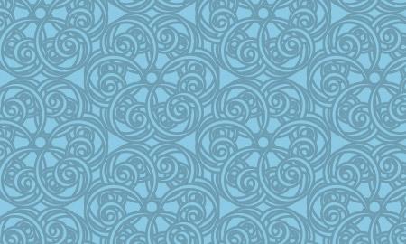 Ornate Swirl Pattern