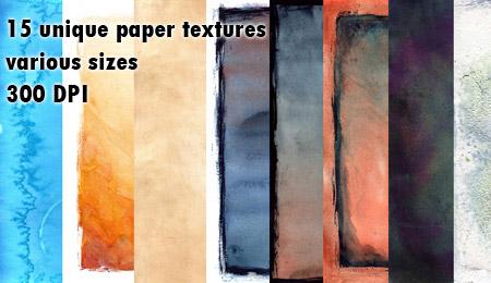 previous paper texture