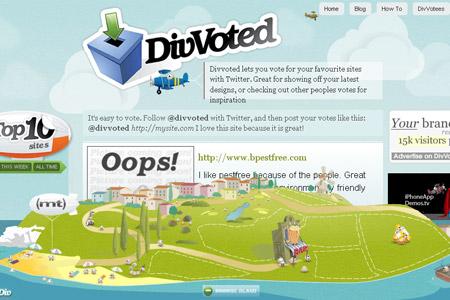 Div Voted