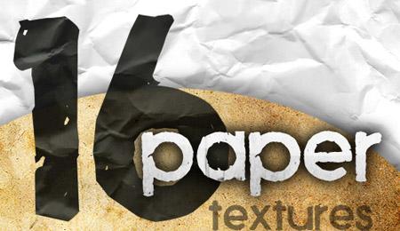 new paper texture