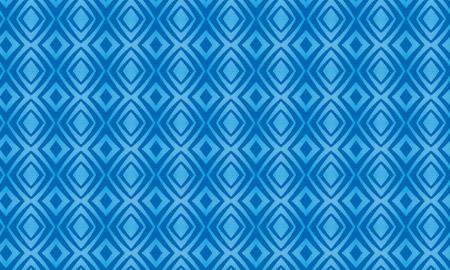 groovy blue pattern