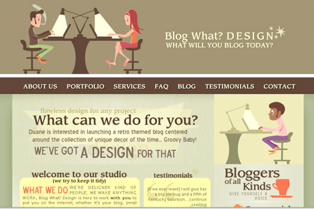 Blog What Design