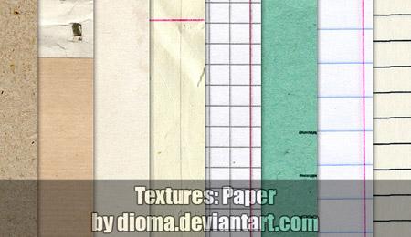 scrapbook Paper texture