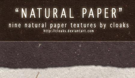 natural paper texture