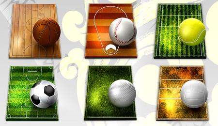 love sports icon