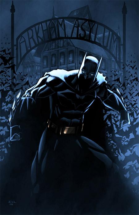 batman night version
