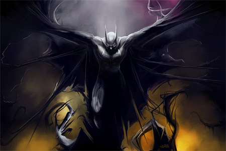cool batman artwork