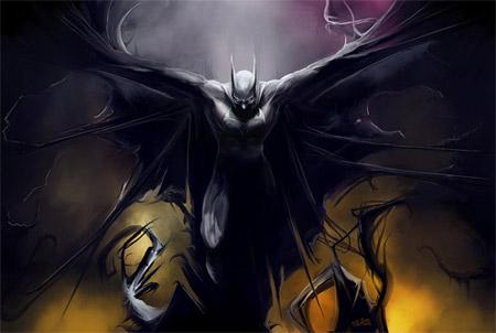 cool batman artwork
