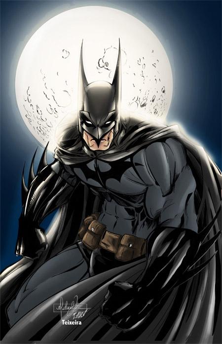 turners batman commission
