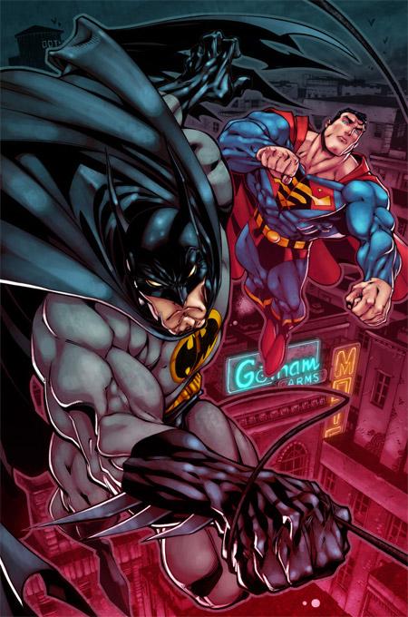 batman and superman 2