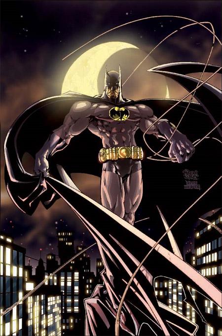cute batman artwork