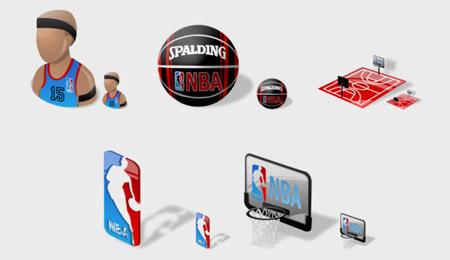 nba free icons