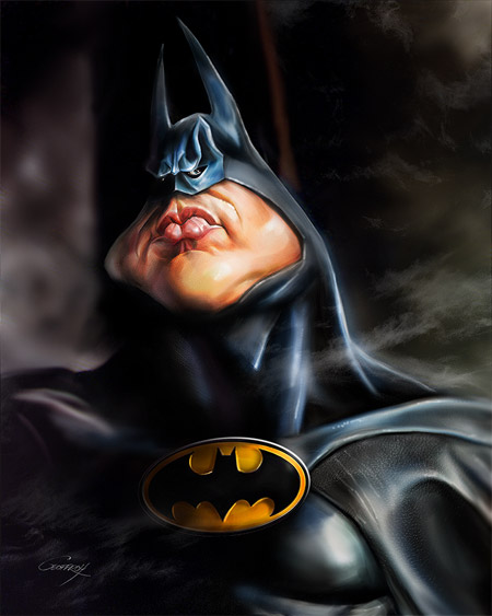 nice batman artwork