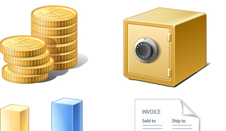 finance ecommerce icon