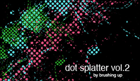 dot splatter vol 2