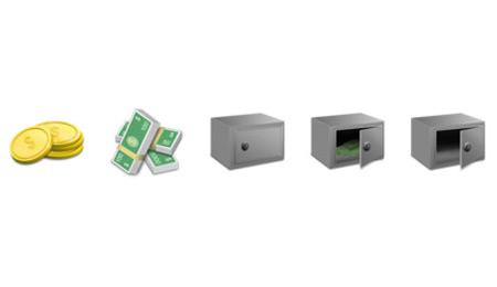 robbery ecommerce icon
