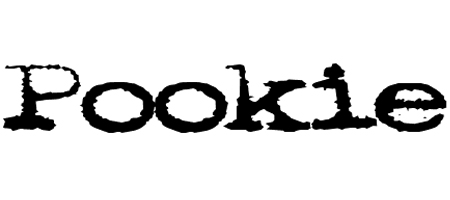 pookie typewriter fonts