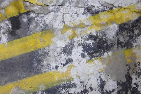 dirty stripes concrete texture