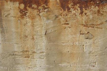 rusty concrete texture
