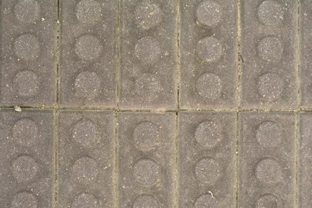 circle bring concrete texture