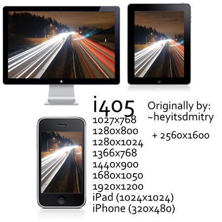i405 wallpaper