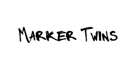 Marker Twins