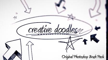 doodle creative brush