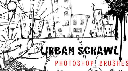 urban doodle brushes