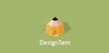 designTent logo