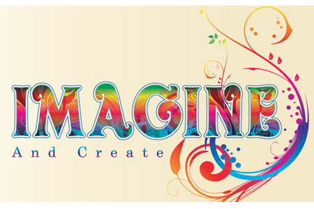 Stylish Colorful Text Effect
