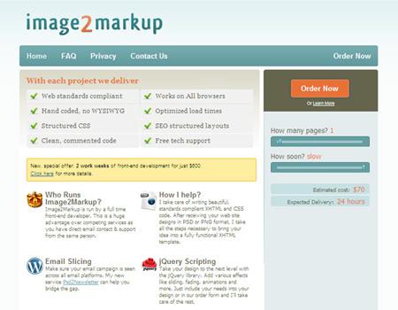 image2markup