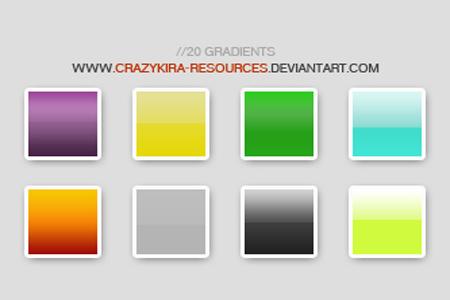 Gradients 09-web style