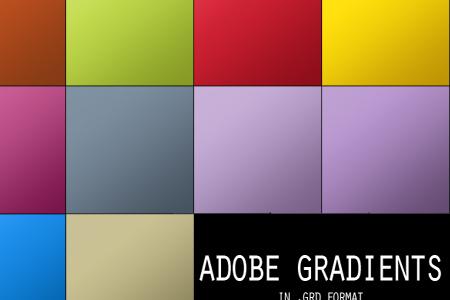 Adobe Gradients Pack