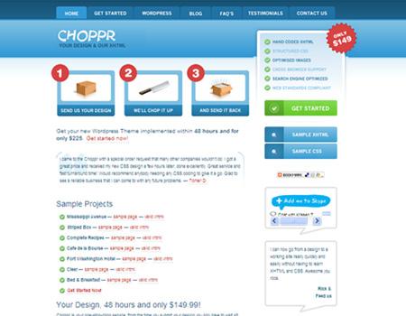 = the choppr