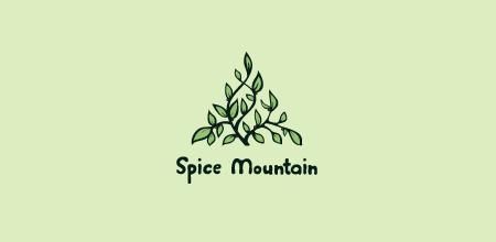 spice mountain logo