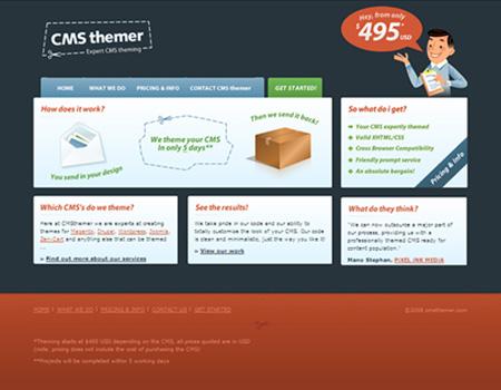 cms themer