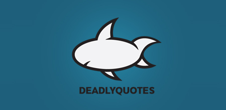 deadly quotes logo