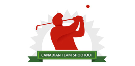 Canadian team shootout logo